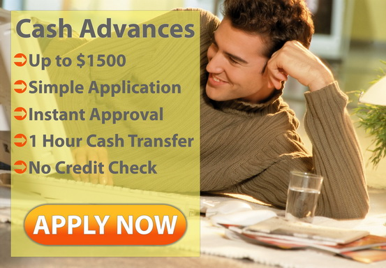 One Hour Payday Loans No Fax No Credit Check